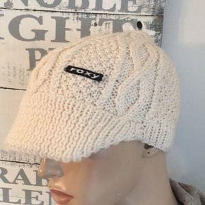 Foxy knit winter Hat Cap